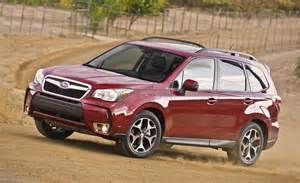 2014 Subaru Forester Xt Car And Driver
