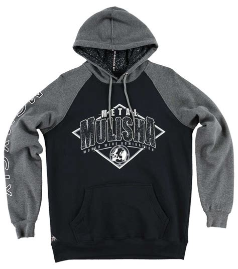 metal mulisha burn pullover hoodie hoody mens black fmx clothing apparel m35510308 blk