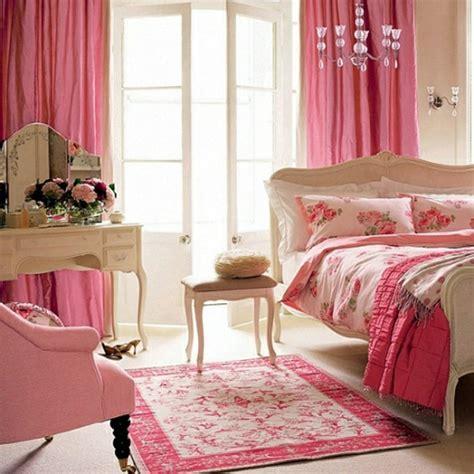 rosa schlafzimmer gestalten jugendliches schlafzimmer modern gestalten