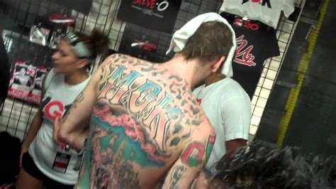 mgk back tattoo mgk tattoos 2012
