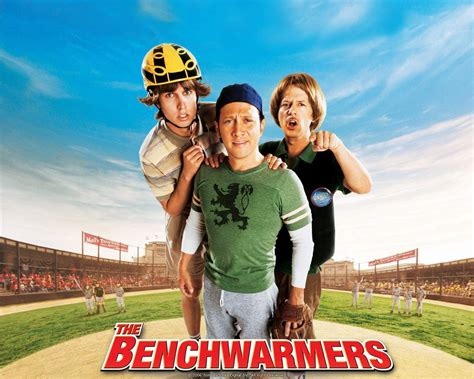 bench warmers full movie benchwarmers movies pinterest