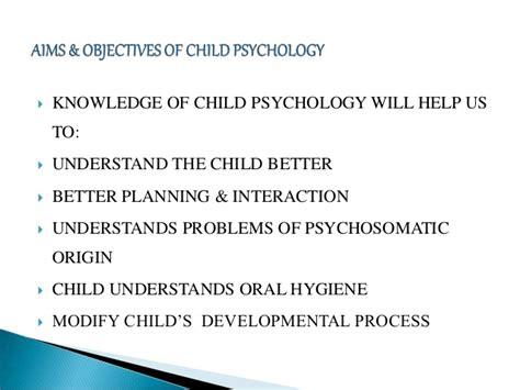 Child Health Psychology child psychology