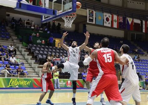 there s more to than just war for syrian basketball