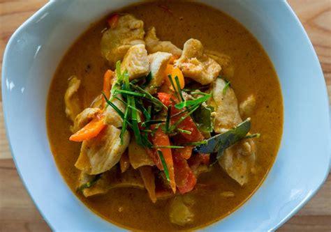 Panang Curry Taste our menu true taste of thai