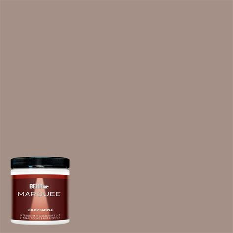 Behr Marquee Interior Reviews by Behr Marquee 8 Oz Mq2 33 Parisian Cafe Interior Exterior Paint Sle Mq30416 The Home Depot
