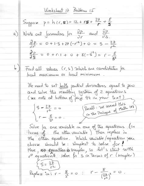 calculus ab section 1 part a 2008 calculus section 1 part a ab solutions