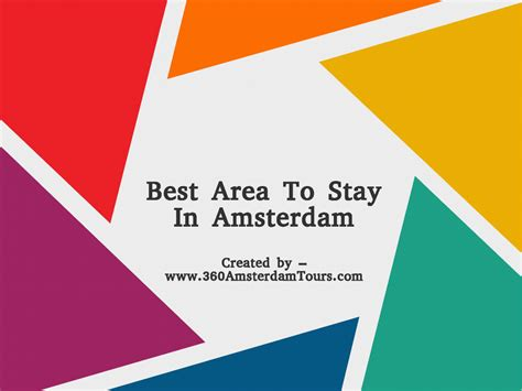best area to stay in amsterdam best area to stay in amsterdam authorstream