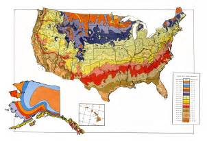 Us Zones For Gardening - map downloads usda plant hardiness zone map