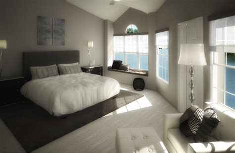 Monochromatic Room Home Design