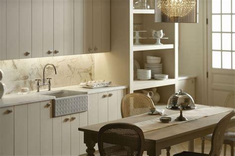 farmhouse kitchens balance rustic style  modern function