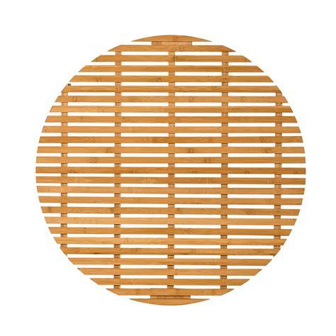 Bambo Mat by Bloomingville Bamboo Bath Mat Connox Shop