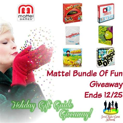 Fun Giveaways - the mattel bundle of fun giveaway mumblebee inc