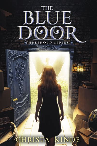 The Door Book by Projecting A The Blue Door By Christa Kinde