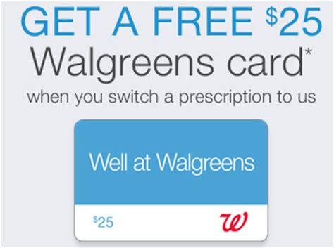 Walgreens Gift Cards Available - prescription transfer specs price release date redesign