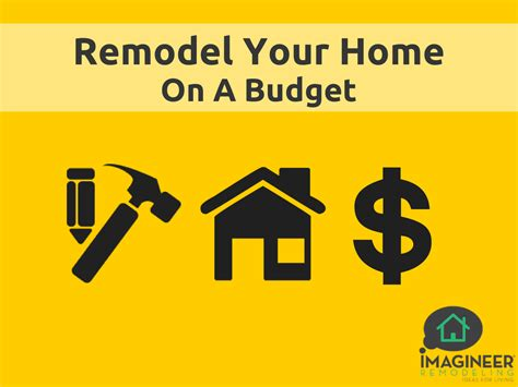 remodeling a home on a budget universal design for your home remodeling project