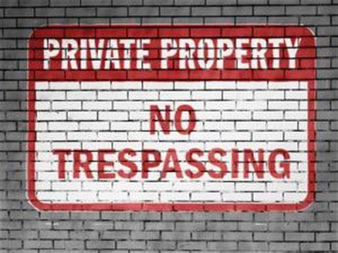 Does Criminal Trespass Go On Your Record Trespassing Charges Attorney Criminal Defense Lawyer