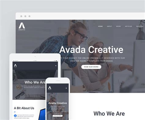 avada theme recent works what s new in 5 1 avada
