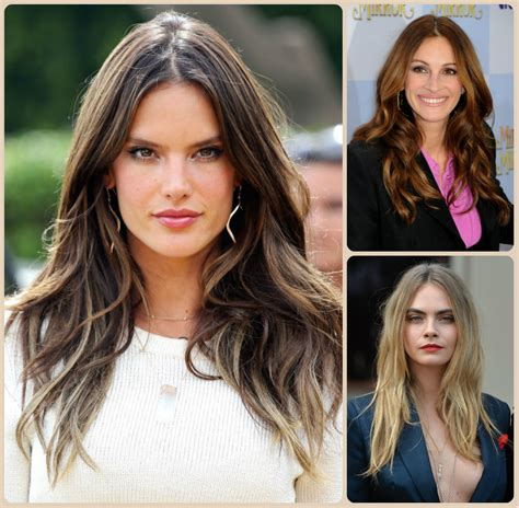 celebrity hairstyles and colors long hairstyles celebrity haircuts haircuts models ideas