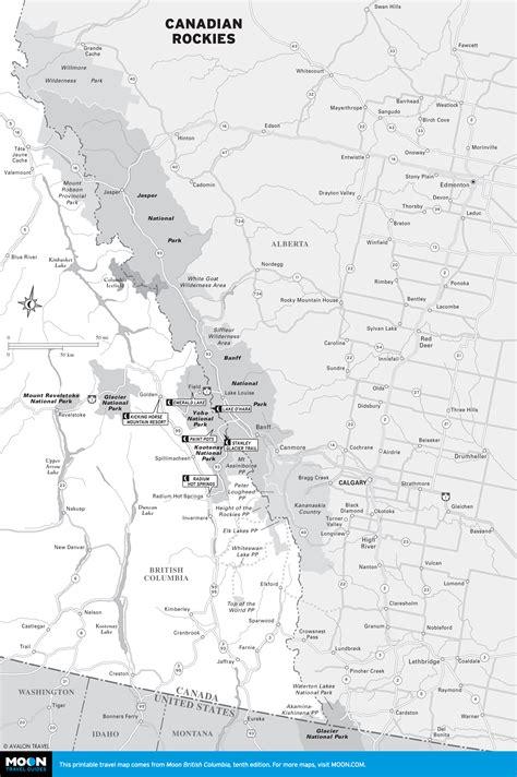 printable maps victoria bc printable travel maps of british columbia moon travel guides