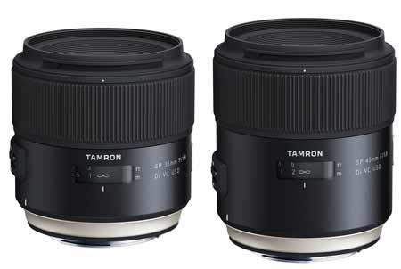 Lensa Sigma Dan Tamron lensa tamron 35mm f 1 8 di vc usd dan tamron 45mm f 1 8 di