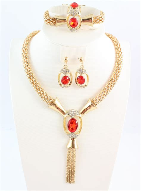 free shipping gold plated vintage choker collar
