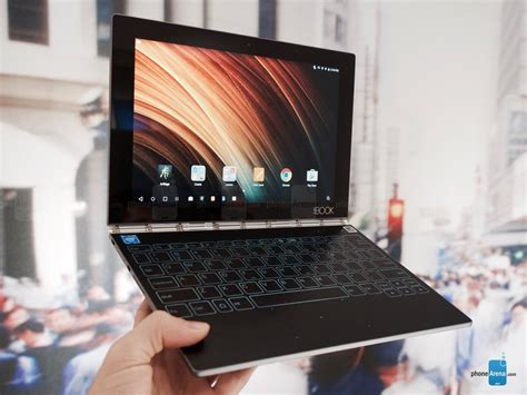 Lenovo Yoga Book price and release date