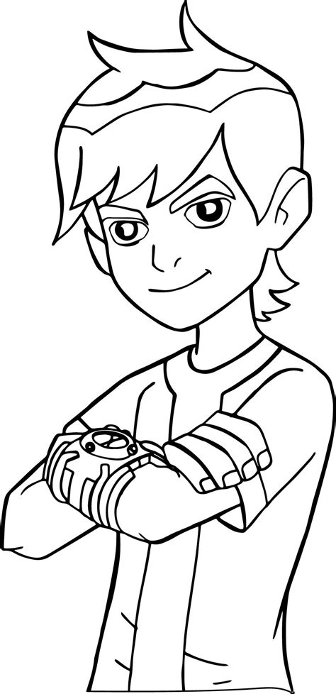 ben ten coloring pages ben 10 coloring pages images mcoloring