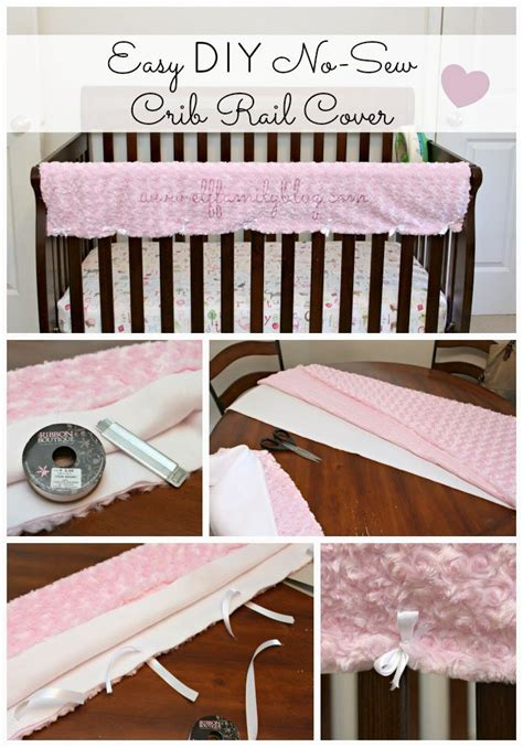 Crib Rail Protector Diy by 1000 Ideas About Rail Covers On Crib Teething