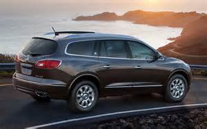 Cars Like Buick Enclave Refreshing Or Revolting 2013 Buick Enclave