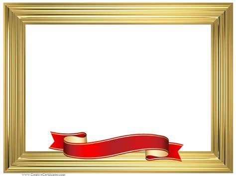 Home Design Gold Free Download gold ribbon design template certificate pdf