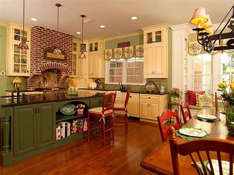 country kitchen paint color ideas design ideas on country kitchens