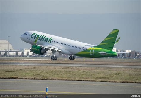 citilink review 2017 citilink takes delivery of first a320neo civil aviation