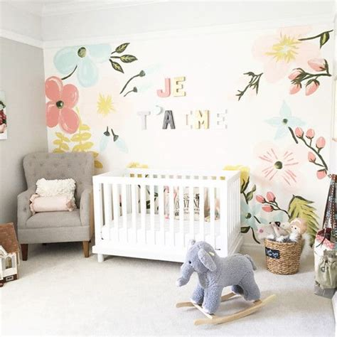 Pastel Nursery Decor Best 25 Pastel Nursery Ideas On Pinterest Baby Room Baby Bedroom Ideas And Babies Nursery