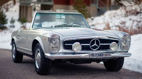 mercedes classic car mercedes benz mechanic preserves history in arizona