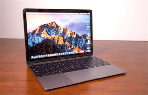 apple laptop 2017 apple macbook 2017 review more speed better keyboard