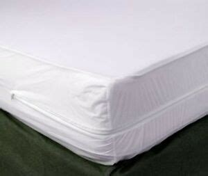bed protection bed bug allergy mattress protector twin