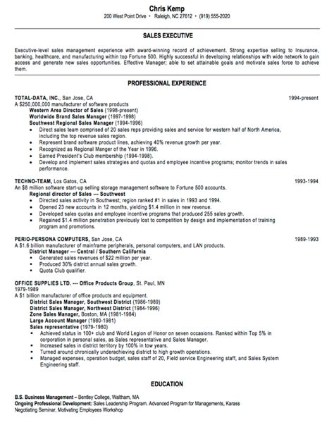 best school resume sles 10 sales resume sles hiring managers will notice