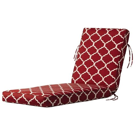 chaise lounge cushions home depot hton bay pembrey replacement outdoor chaise lounge