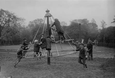 swinging in england when playtime wasn t ruled by elf and safety daily