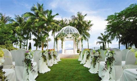 wedding venues new coast 10 alfresco wedding venues in hong kong simply peachy