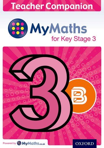 Mathematics Bilingual 3b mymaths for key stage 3 companion 3b oxford press