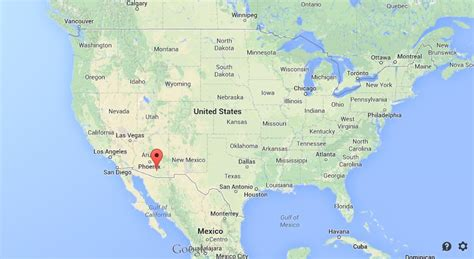 on map where is tucson on map of usa world easy guides