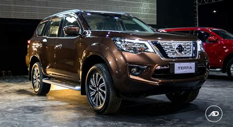 2019 Nissan Terra by Nissan Terra 2019 Philippines Price Specs Autodeal