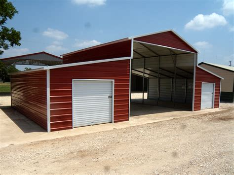 carports garages metal barn carolina barn seneca barn barn