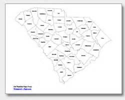carolina printable map printable south carolina maps state outline county cities
