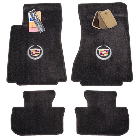 2007 Cadillac Cts Floor Mats by Cadillac Cts Sedan Floor Mats Light Titanium Set 2003 2007