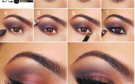 simple easy step  step eyeshadow tutorials
