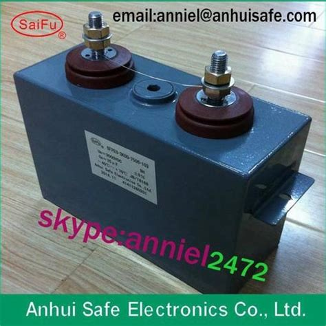 high voltage variable capacitor dc link capacitor type indusry inverter high voltage variable frequency pulse capacitor