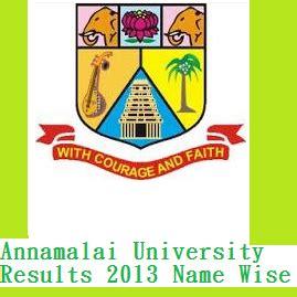 Annamalai 2013 Mba Results by Peshawar Ba Bsc Bcom Ma Msc Mcom Results 2013