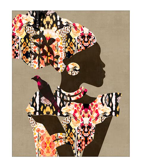 printable african art look linger love pretty art prints